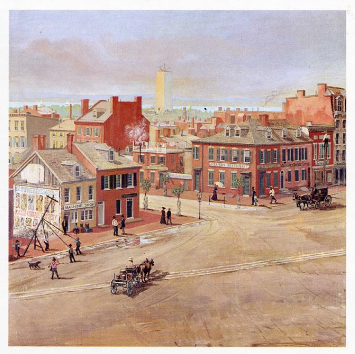 Pennsylvania Avenue, 1872